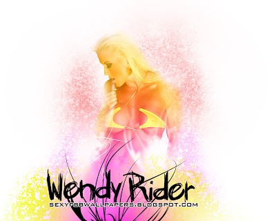 Wendy Rider 1280 by 1024 Wallpaper