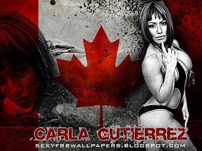 Carla Gutierrez blackberry curve wallpaper