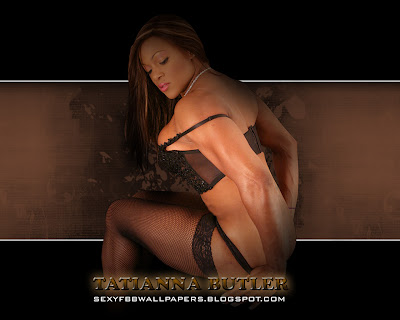 Tatianna Butler 1280 by 1024 wallpaper