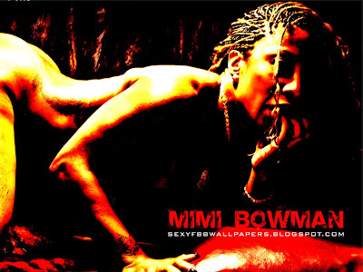 Mimi Bowman 1024 by 768 wallpaper