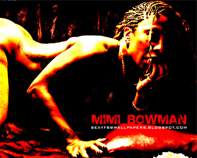 Mimi Bowman 1280 by 1024 wallpaper
