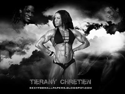 Tierany Chretien 1024 by 768 wallpaper