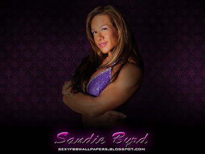 Sandie Byrd blackberry curve wallpaper