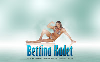 Bettina Kadet 1680 by 1050 wallpaper