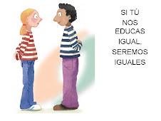 Ley para la igualdad EFECTIVA de mujeres y hombres