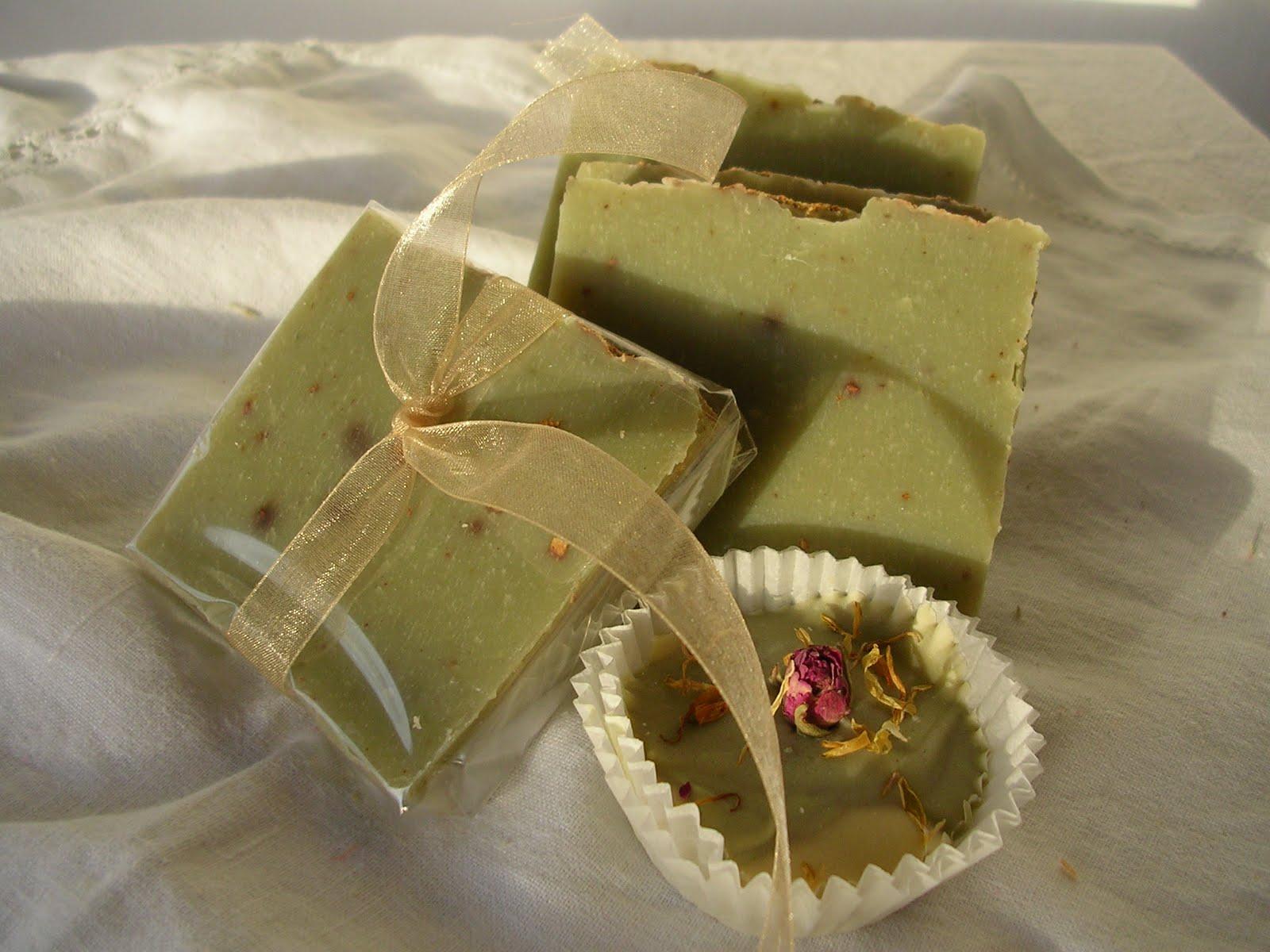 Sabó Nature: Sabó d'argila verda (acné) - photo#26
