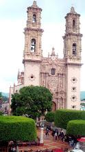 IGLESIA DE SANTA PRISCA, EN TAXCO GRO.