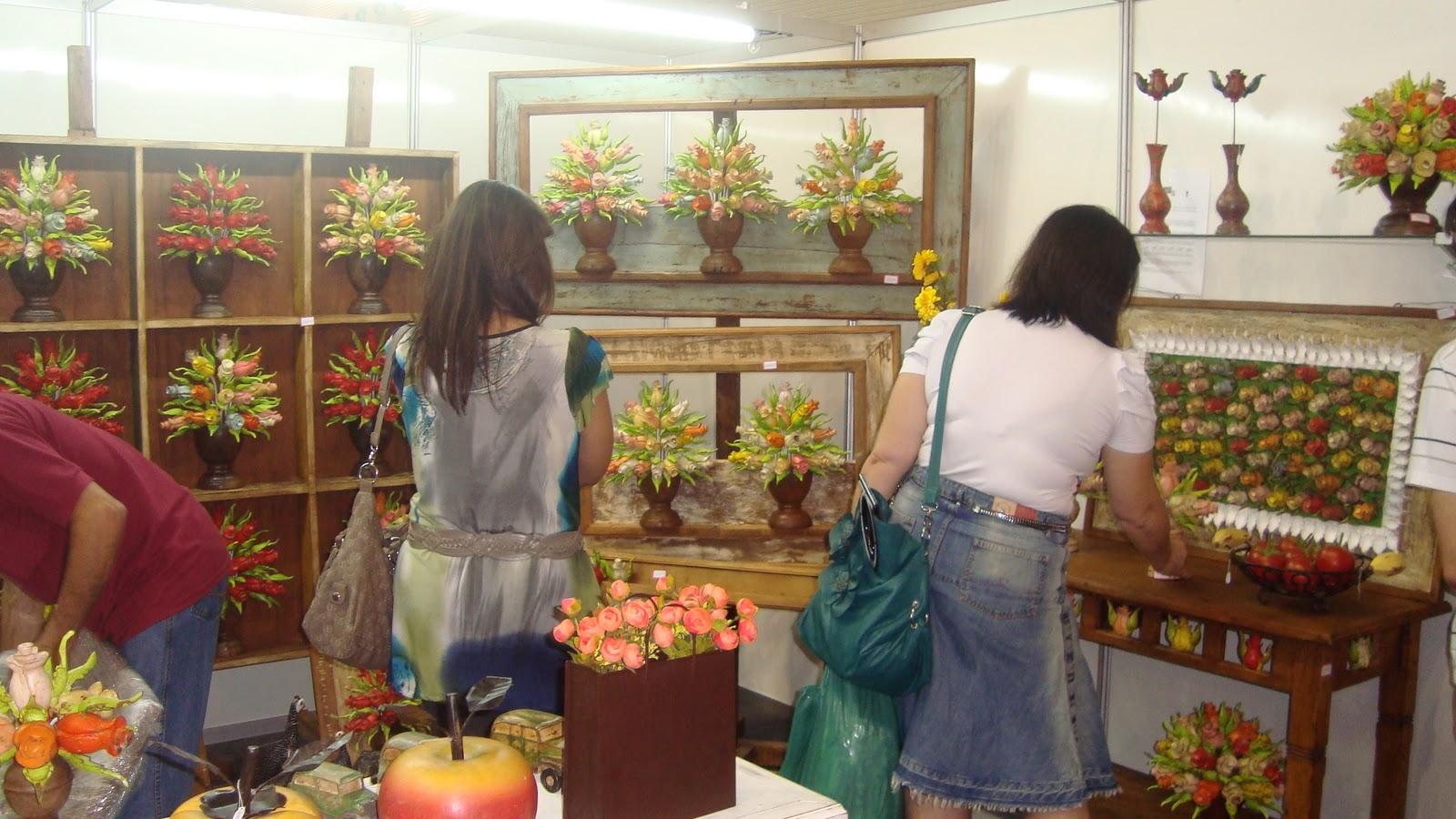 Lulu Arte& Biscuit Feira Nacional de Artesanato em BH