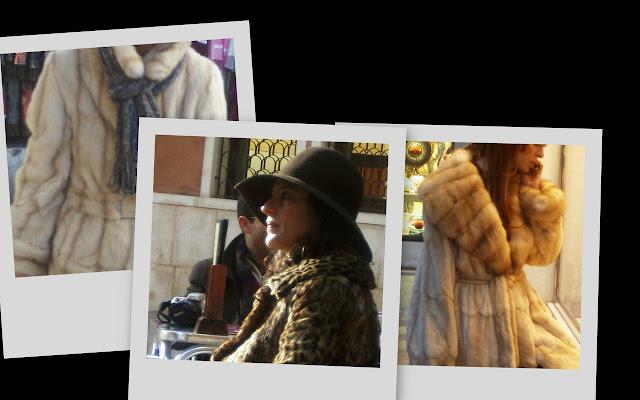 italianas abrigos de pieles