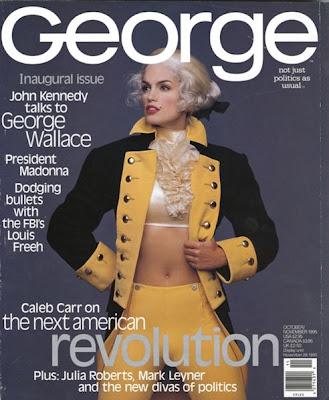 portada revista george