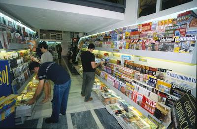zona revistas tiendas