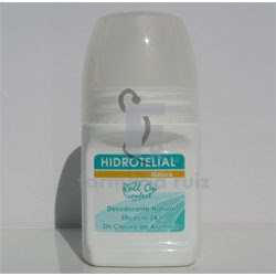 desodorante sin cloruro de aluminio