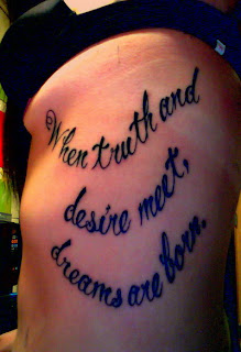 Tattoo Quotes - Ideas and Tips
