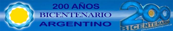 Argentina Bicentenario Tartagal