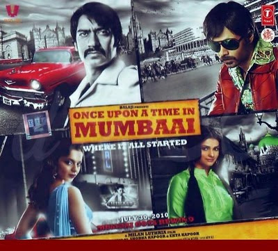 I Am In Love Song Lyrics – Once Upon A Time In Mumbaai