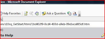 SQL Server Help