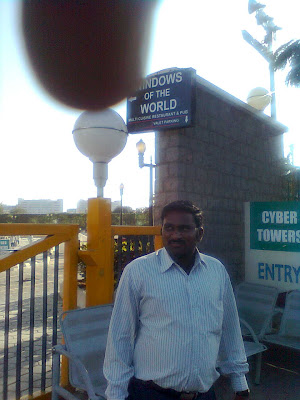 Cybertowers Hyderabad, Hitech City Hyderabad