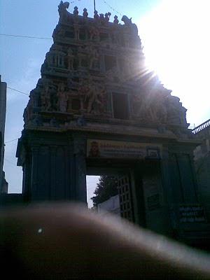 Kanchipuram Mukhteeshwarar temple