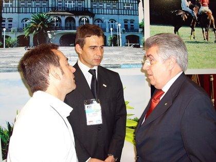 Contacto con el secretario de Turismo Provincial