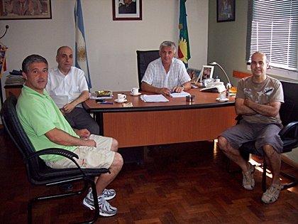 El Ejecutivo comunal gestiona para los comerciantes