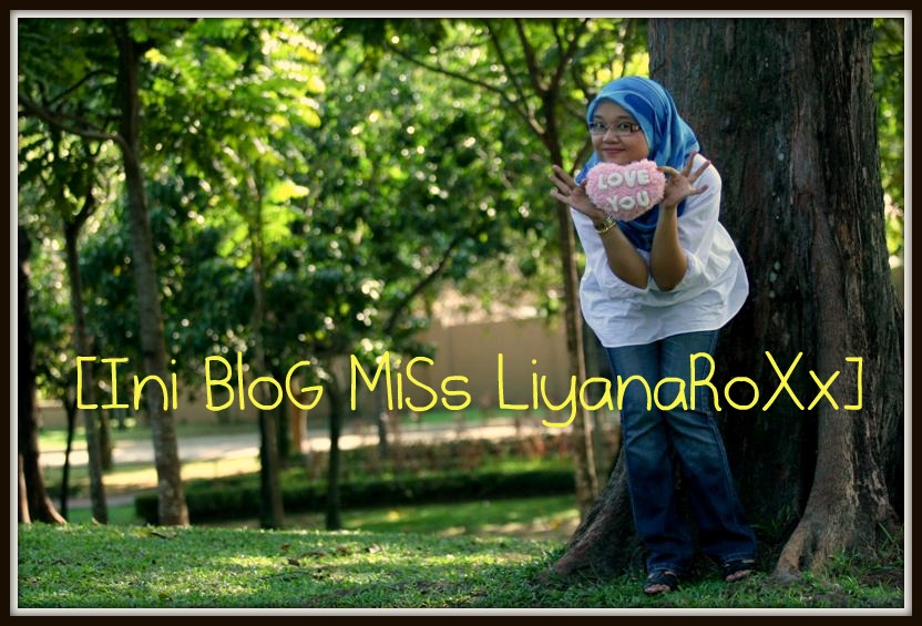 ..::Once Upon a Time about Miss Liyanaroxx & Mr Hanis Gho::..