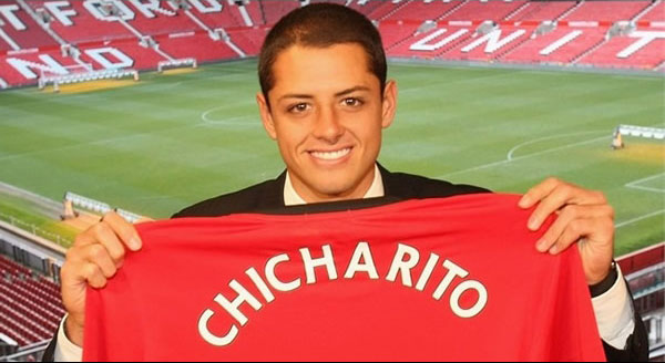 Javier Chicharito Hernandez Pictures plus Profile
