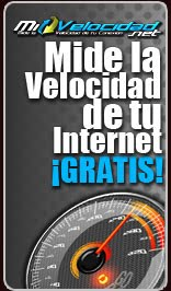 Medir Mi Velocidad de Internet