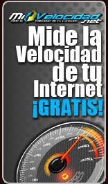 Medir Mi Velocidad de Internet