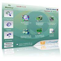 Ti Monitor  monitoramento em rede