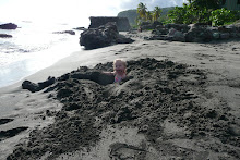 beach bum  :)