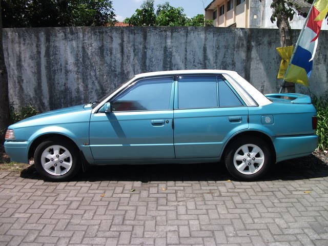 Photo Modifikasi Ford Laser