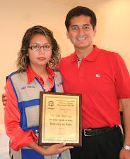 Primer Premio Municipal de Periodismo,  Monclova 2010