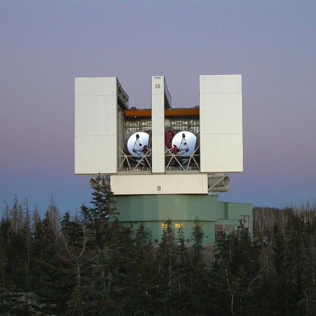 Large Binocular Telescope Interferometer sees First Light