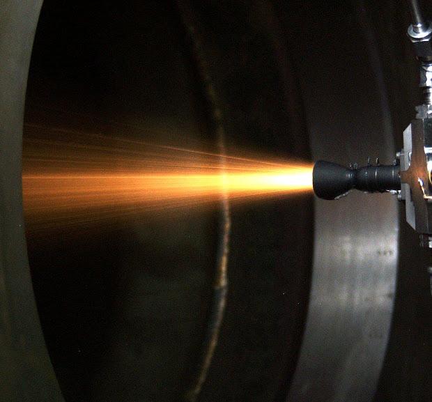 Advanced propulsion for next generation of robotic lunar landers!
