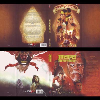 Komik Mahabharata teguh Santosa majalah ananda