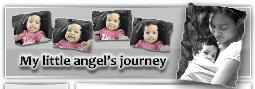my little angel's journey