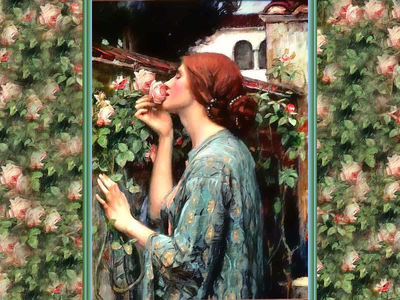 Satine's Notebook (2011) My+Sweet+Rose%252C+by+John+William+Waterhouse+%25281849-1917%2529_jpg
