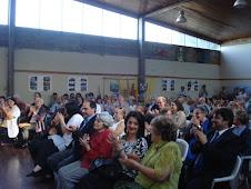 SESION DE LA ACADEMIA NACIONAL DE LETRAS EN LICEO DAU