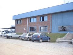 Edificio de Pressur en Zona Franca,