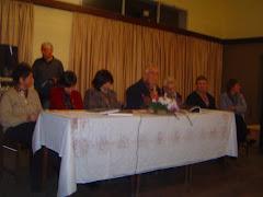 presentación HISTORIA Y FUTURO II RAÍCES INSTITUICONALES EN CLUB VALDENSE, 1º JUNIO 2010
