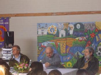 seminario 7 junio, el destino de los jóvenes.Capandeguy, Marsiglia, Peluffo, mucho para construir