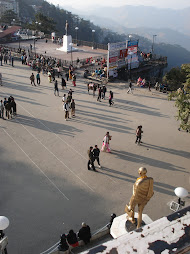 Gandhi Statues In Shimla