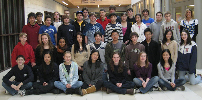 2008-9 Amity Science Research