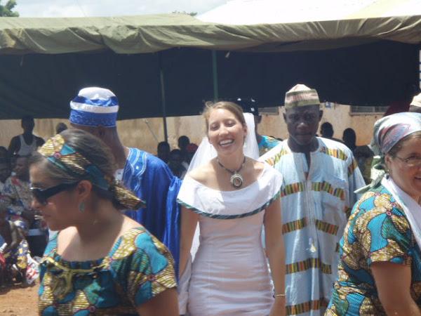 Peace Corps Bride