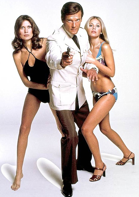 Roger Moore - Picture Colection
