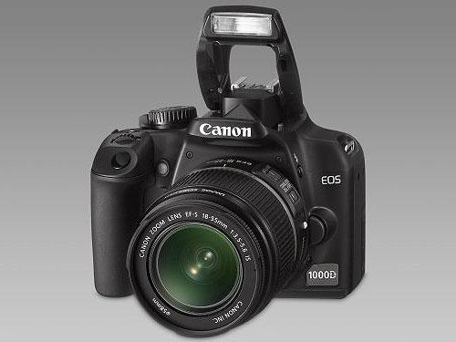 Jual CANON EOS 1000D Kit - Camera SLR - Harga, Spesifikasi, dan Review