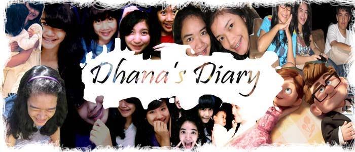 Dhana's Diary