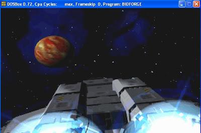 Bioforge screenshot