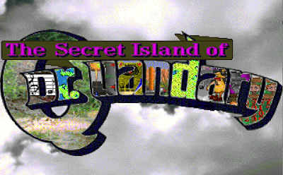 The Secret Island of Dr. Quandary
