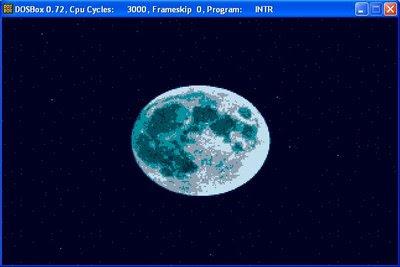Moonstone screenshot